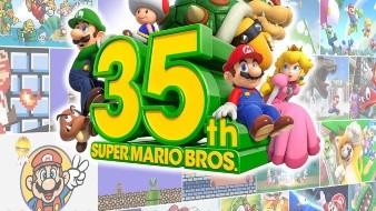 Favorito de chicos y grandes, Super Mario cumple 35 años.