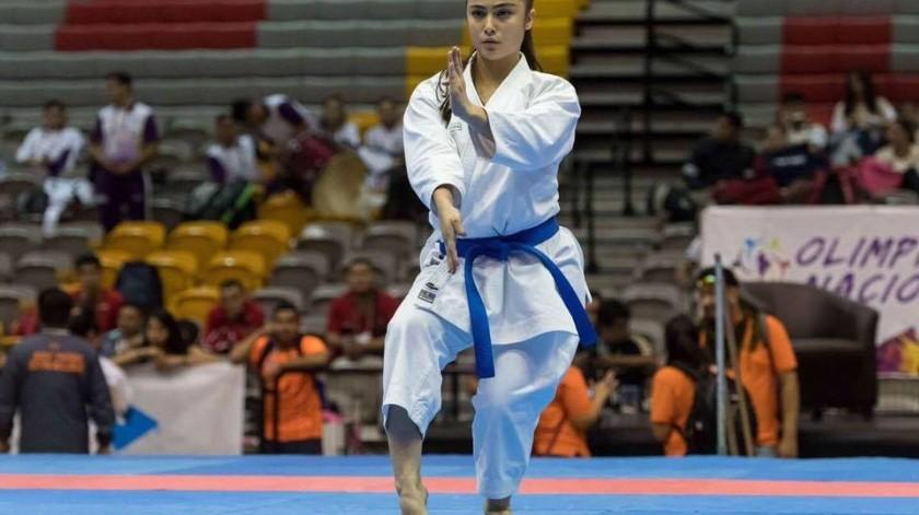 Pamela Contreras tratará de calificar a los Juegos Olímpicos de Tokio(Archivo Digital)
