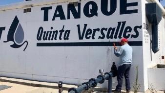 Reporta Cespt tanques en niveles óptimos tras primer tandeo de agua