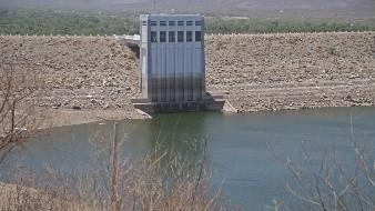 Las presas del Sistema del Río Yaqui recibieron muy poca agua de lluvia en agosto.