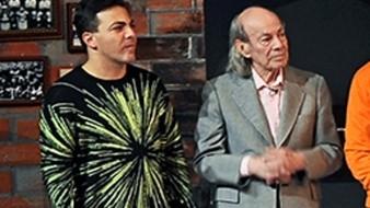 Cristian Castro y Manuel