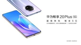 Huawei anuncia los nuevos Enjoy 20 y Enjoy 20 Plus