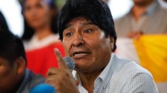 El Estado denunció a Evo Morales en La Haya por crímenes de lesa humanidad