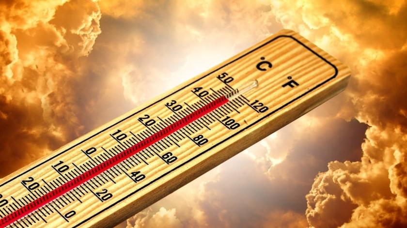 Se rompió el récord de temperatura máxima para un mes de septiembre.(Pixabay)