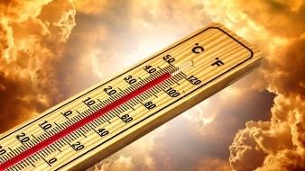 Se rompió el récord de temperatura máxima para un mes de septiembre.