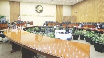 El INE negó registro al partido México Libre.