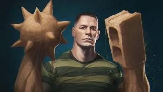 Varios fans, incluyendo el ilustrador Jackson Caspersz, han compartido fanarts de cómo se vería John Cena como