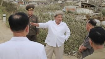 Kim Jong Un promete ayudas tras un dañino tifón en Corea del Norte