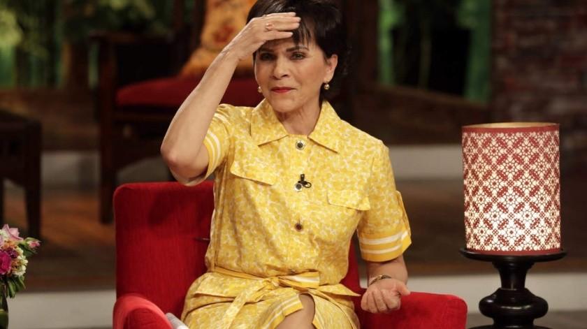 Pati Chapoy trabajó en Televisa por alrededor de 20 años.(Ilustrativa/GH.)