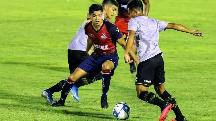 Cimarrones juega contra Dorados en la tercera fecha.(Cortesía)