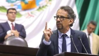El diputado Javier Hidalgo quiere dirigir Morena a nivel nacional