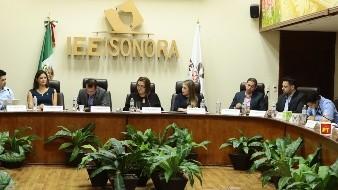 El Instituto Estatal Electoral y de Participación Ciudadana (IEE) comenzará este día con una sesión de Consejo General para dar inicio formal al proceso, informó Guadalupe Taddei Zavala.
