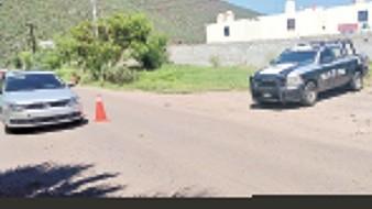 Operativos de las corporaciones policiacas en busca de delincuentes.