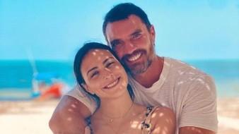 El actor recientemente confirmó su noviazgo con la periodista mexicana, luego de su tormentosa relación con Marjorie de Sousa.