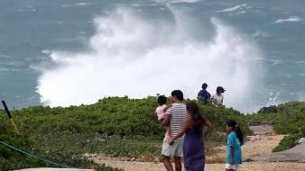Tifón Haishen: cientos de heridos y 4 muertos por su paso por Japón