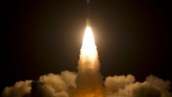 Cohete Delta II.