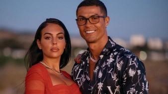 ¡De sopresa! Cristiano Ronaldo le pide a Georgina Rodríguez casarse con él