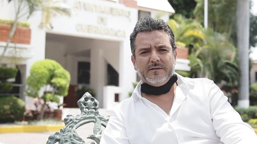 Pide Fiscalía quitar protección a alcalde de Cuernavaca; lo acusan de peculado(El Universal)