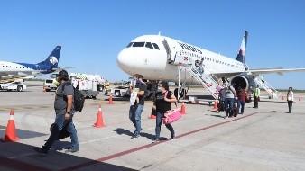 Número de viajeros aéreos en Hermosillo crece en agosto