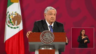 El Presidente de México dijo que no lo creía, por lo que habló directamente a Nacional Financiera (Nafin).