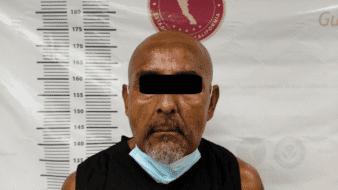 Arrestan a hombre con droga en cateo