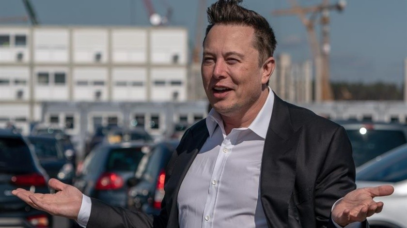 Acciones de Tesla sufren una caída de más del 21 %, la peor de su historia; Elon Musk pierde 16 mil 500 mdd en una horas