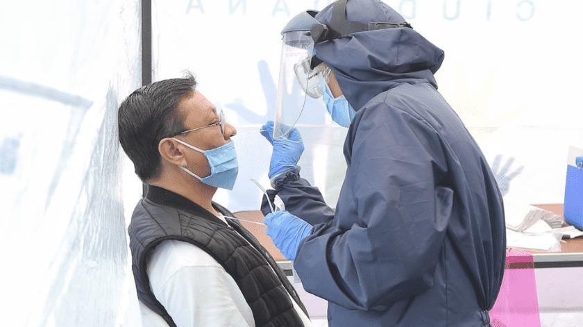 Buscar atención médica a tiempo puede hacer la diferencia para evitar complicaciones de Covid-19(Eleazar Escobar)