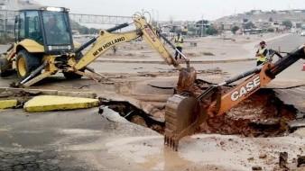 Permitirá reparación de fuga recuperación de agua en 22 colonias