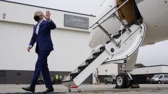 Biden busca reconstruir ventaja de demócrata en tres estados