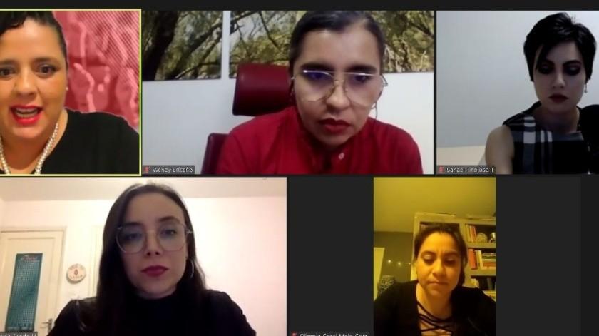 El panel virtual fue organizado por el Tec de Monterrey, campus Sonora
