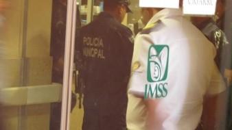 Un niño fue llevado al hospital tras sufrir un accidente en Nogales.