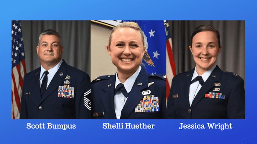 Tres integrantes de la Guardia Nacional Aérea de Estados Unidos perdieron la vida en un accidente aéreo.(Especial/GH)