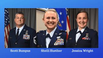 Tres integrantes de la Guardia Nacional Aérea de Estados Unidos perdieron la vida en un accidente aéreo.