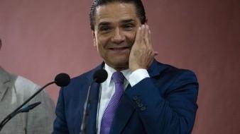 Silvano Aureoles, Gobernador de Michoacán.