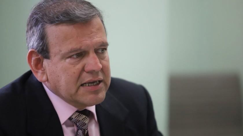 Pedro Cruz Camarena, director de Prevención Ciudadana del Delito y la Violencia de la Fiscalía General del Estado.