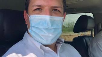 Navojoa tendrá nueva clínica del IMSS en 2022: Edgar Jesús Zitle