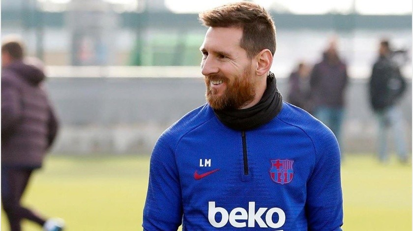 Messi ya puede jugar con Argentina en eliminatorias tras levantarle el castigo(Instagram @leomessi)
