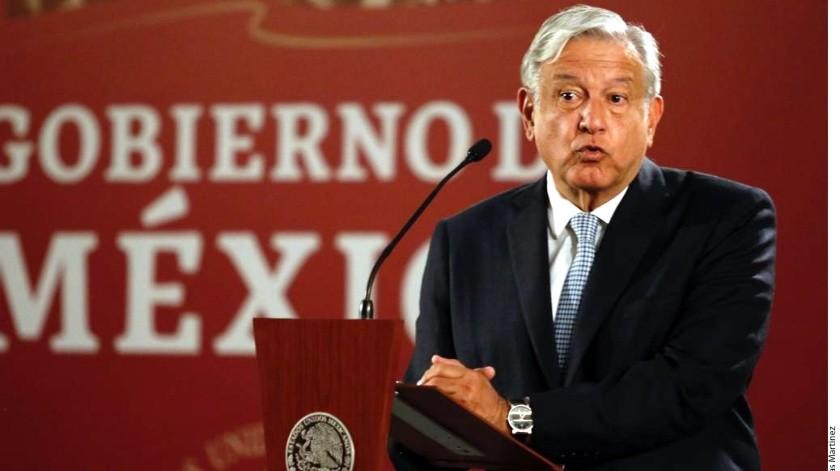El presidente Andrés Manuel López Obrador pidió a la Fiscalía de Chihuahua que se investigue y se conozca lo que sucedió, quién convocó a movilización y quién decidió tomar la Presa La Boquilla.(El Imparcial)