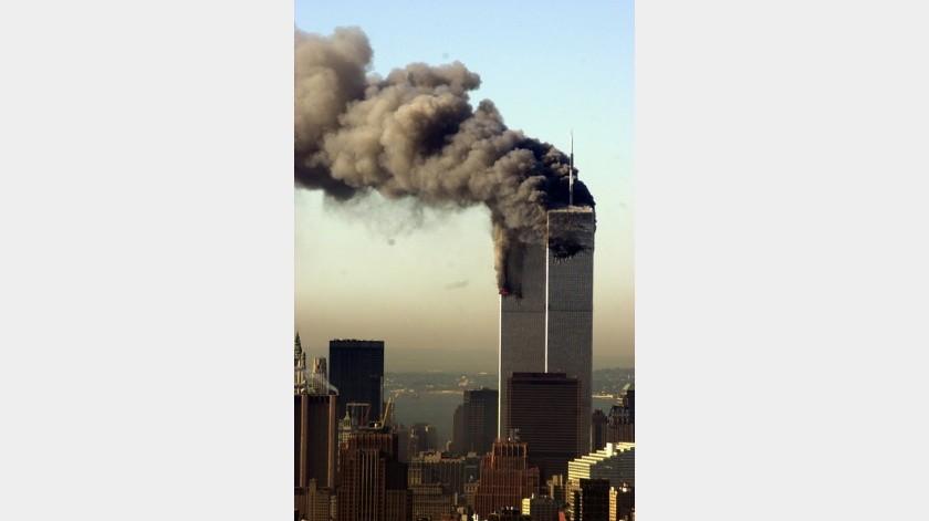 Hoy se cumplen 19 años de un evento que cambió no solamente a los Estados Unidos sino al mundo: los atentados terroristas del 11 de septiembre.(AP, AP)