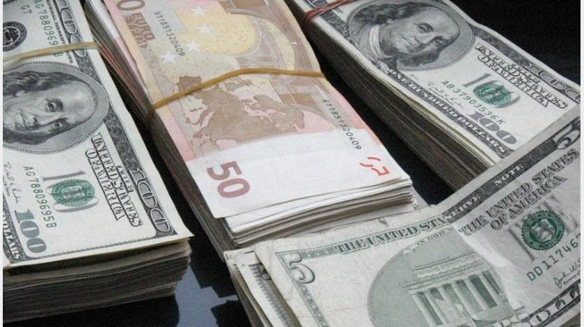 """El Banco de México (Banxico) anunció este viernes dos subastas más por un total de 7.500 millones de dólares dentro de las próximas dos semanas como parte del mecanismo """"swap""""(EFE)"""