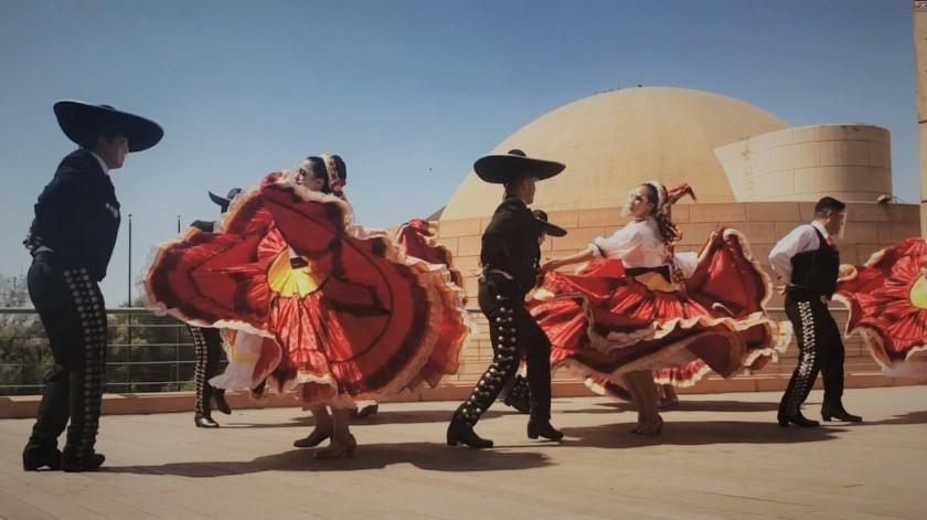 La Compañía de Danza Ticuán se fundó en 1987.(Cortesía)