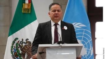 UIF presenta denuncias contra despachos vinculados a Luis Videgaray y Humberto Castillejos: Santiago Nieto