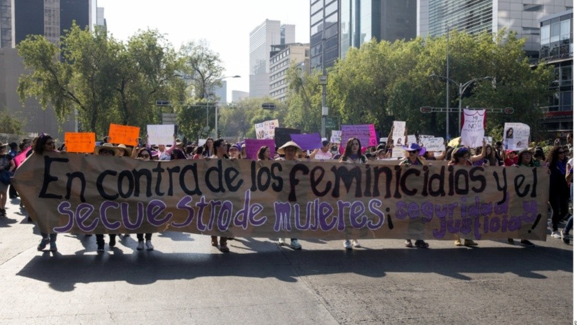 Mujeres en México están hartas de la impunidad: Amnistía Internacional(Archivo GH)