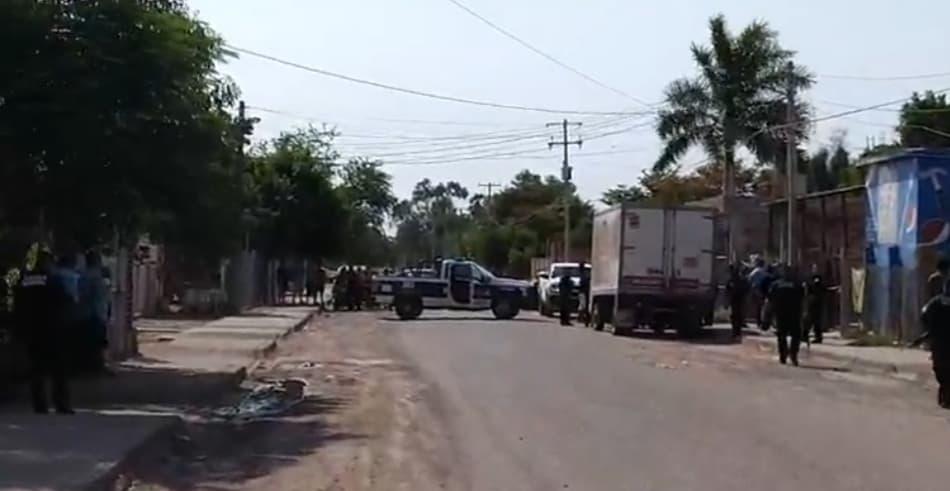 Dos hombres muertos y una mujer herida en Campo 5 tras ataque armado; 2 son víctimas colaterales(Especial)