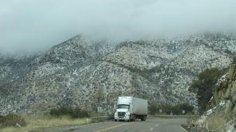 Un nuevo frente frío (número3)se extenderá sobre la frontera norte de México, ocasionará chubascos y lluvias fuertes acompañadas de descargas eléctricas y rachas de viento sobre dicha región.