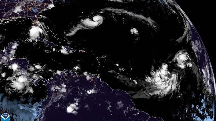 En el sur de Florida, Sally dejó anegadas varias localidades costeras y árboles caídos en medio de calles y carreteras, según reportan los medios locales.(EFE)