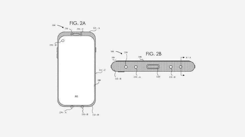 Descubre la nueva patente de Apple(Tomada de la Red)
