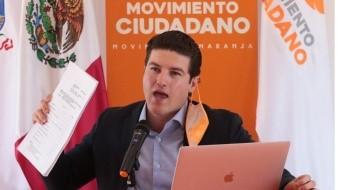 Confundir refugio de perros con fundación de niños, fue error humano: Senador Samuel García