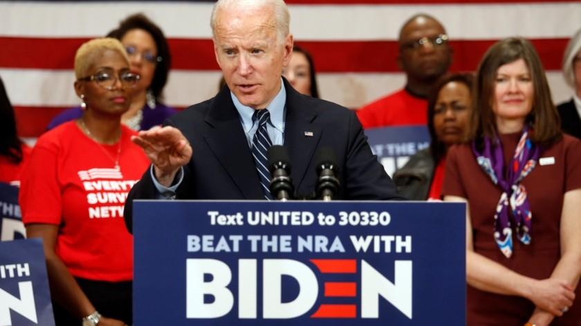 Biden necesita acercarse más a hispanos para ganar presidencia de EU: Sanders(AP)