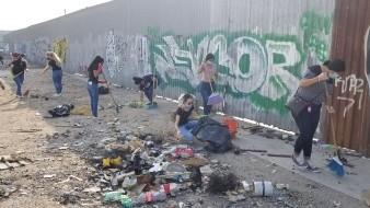 Limpian con amor a Mexicali